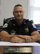 Chief Greg Lovell