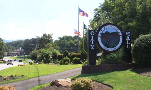 Jasper City Hall Outside Photo