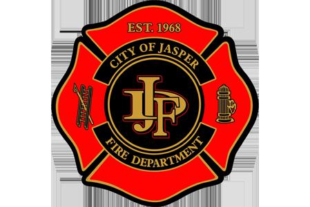 Jasper Fire Department Shield