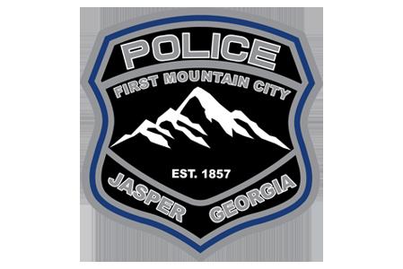 Jasper Police Department Badge